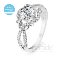 Parade Lyria Bridal Diamond Engagement Ring R2771/C1
