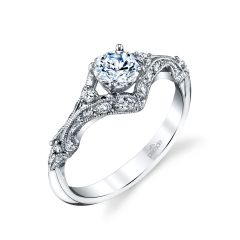 Parade Hera Bridal Diamond Engagement Ring R4450/R1