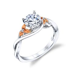 Parade Lyria Bridal Two-Tone Diamond Ring R4497/R1-WR