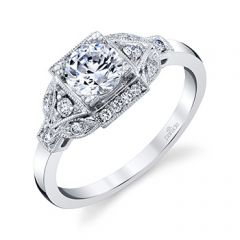 Parade Hera Bridal Diamond Engagement Ring R4523/R1