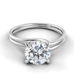 Danhov Eleganza Double Shank Engagement Ring ZE107