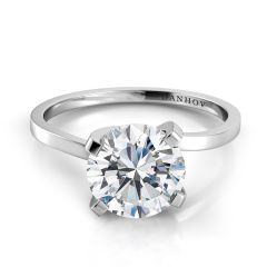 Danhov Designer Engagement Ring ZE137